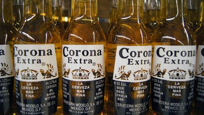 Trump's Election Could Spell Big Trouble for Mexican Beers