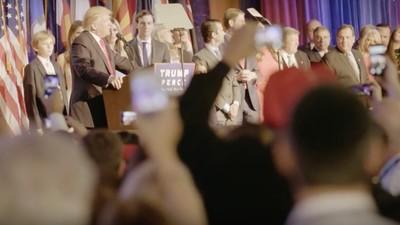 Vídeo de la intensa noche electoral: emociones y reacciones al triunfo de Donald Trump