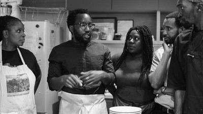 This Dinner Series Is Getting People to Talk About Being Black in America