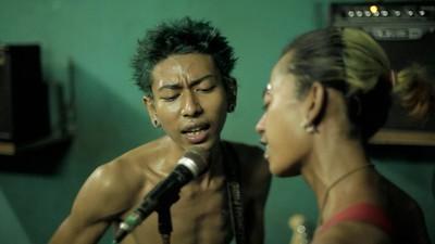 A juventude birmanesa encontrou no punk uma nova voz política