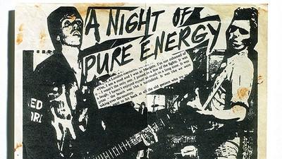 Hablamos con el tipo que creó la mayor colección de carteles punk del mundo