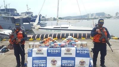 'Torpedos' con GPS: el método favorito de los narcos colombianos para traficar cocaína