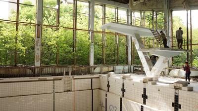 Ich war als Tourist in der Sperrzone von Tschernobyl