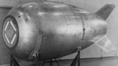 Tipul ăsta a găsit bomba atomică pierdută de americani în anii '50
