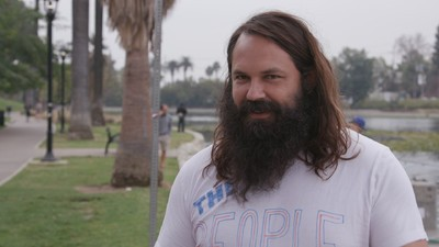 Meet the Guy Who Gets Paid to Walk People Around LA