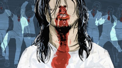 Fifteen Years After 'I Get Wet,' Andrew W.K.'s Nose Is Still Dripping Blood