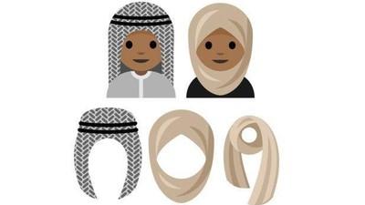 Hijabs, vampiros e dinossauros. Em 2017 chegam 56 emoticons novos