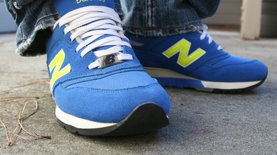 How New Balance Shoes Got Co-Opted By Neo-Nazis