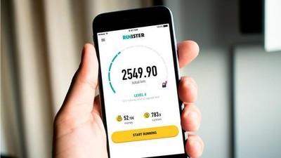 Esta app te hará ganar dinero por salir a correr