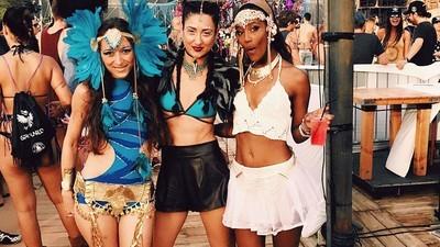Bikinis, Bizeps und Boykott: Auf einem Festival in Israel, das das neue Ibiza werden will