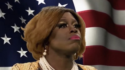 Bob the Drag Queen Tells Us How to Fight Trump