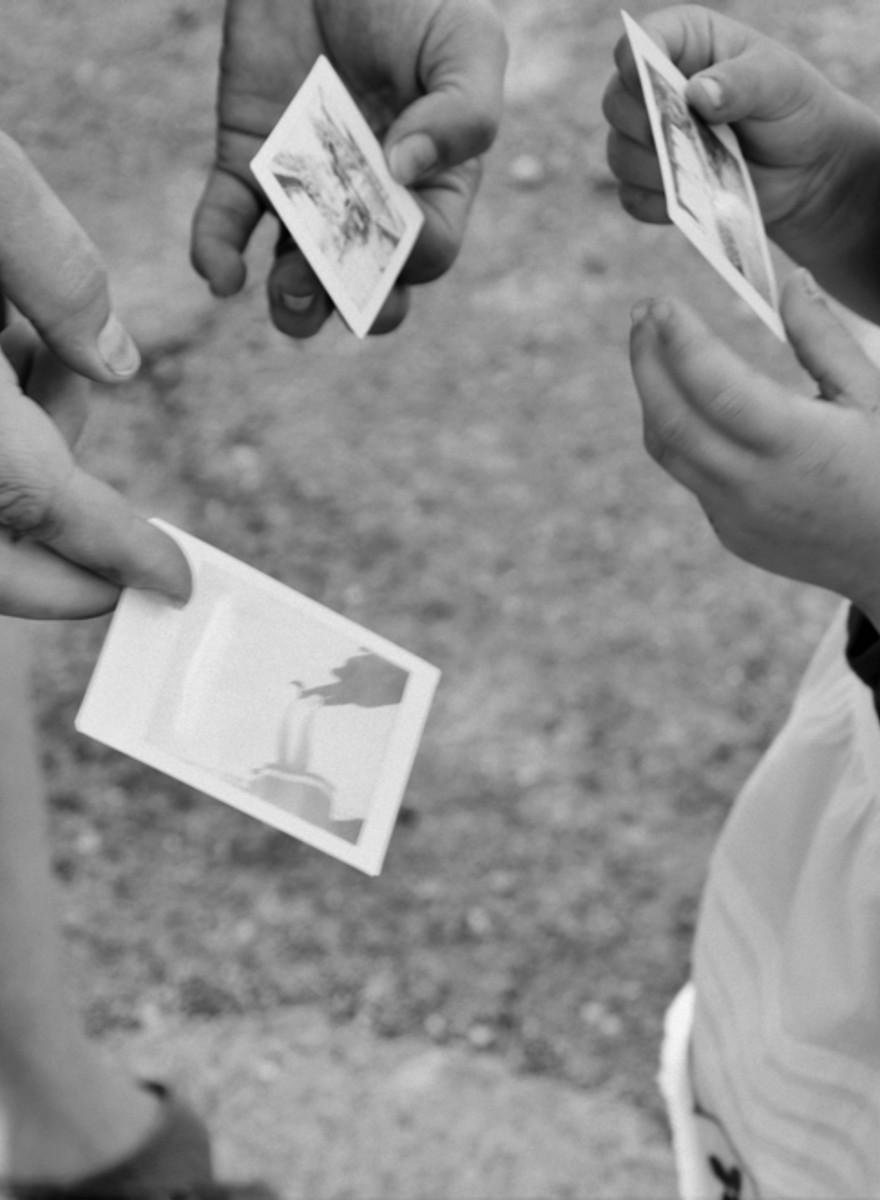Česká vesnice v Rumunsku očima místních dětí