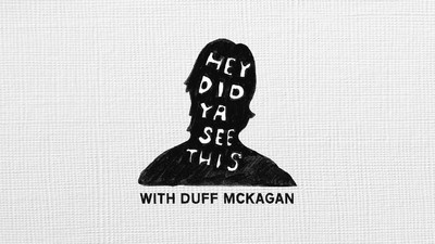 Introducing Noisey's New Column from Guns N' Roses Bassist Duff McKagan