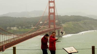 Ich habe Hunderte Menschen davon abgehalten, von der Golden Gate Bridge zu springen