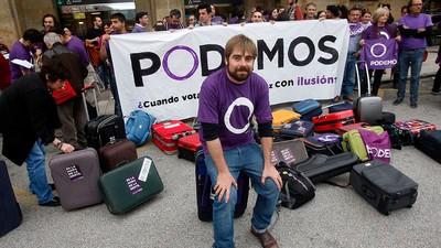 Una semana informándome únicamente a través de Podemos