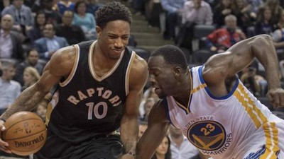 Five Lessons Learned from the Raptors' Daunting Cavs, Warriors Back-To-Back