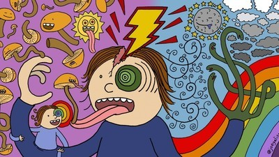 How Psychedelics Helped Me Deal with Excruciating Cluster Headaches