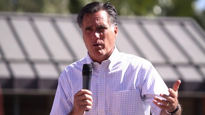 Trump and Mitt Romney Will Meet About Potential Cabinet Positions This Weekend