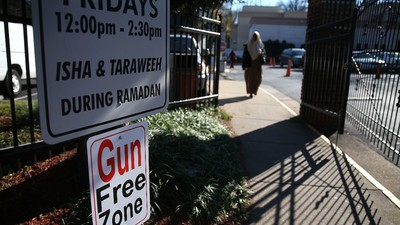 Why Trump Can't Eliminate Gun-Free Zones on Day One