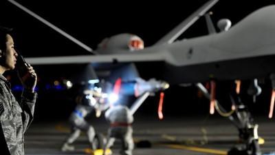 Como Trump usará drones em cenário de guerra?