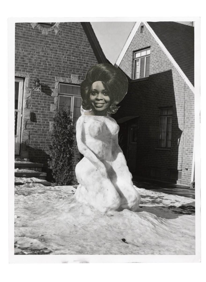 Lorna Simpson examina a identidade afro norte-americana