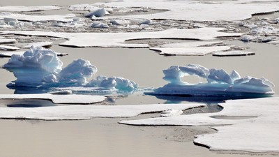 Obama Moved to Block Oil Drilling in the Arctic Ocean