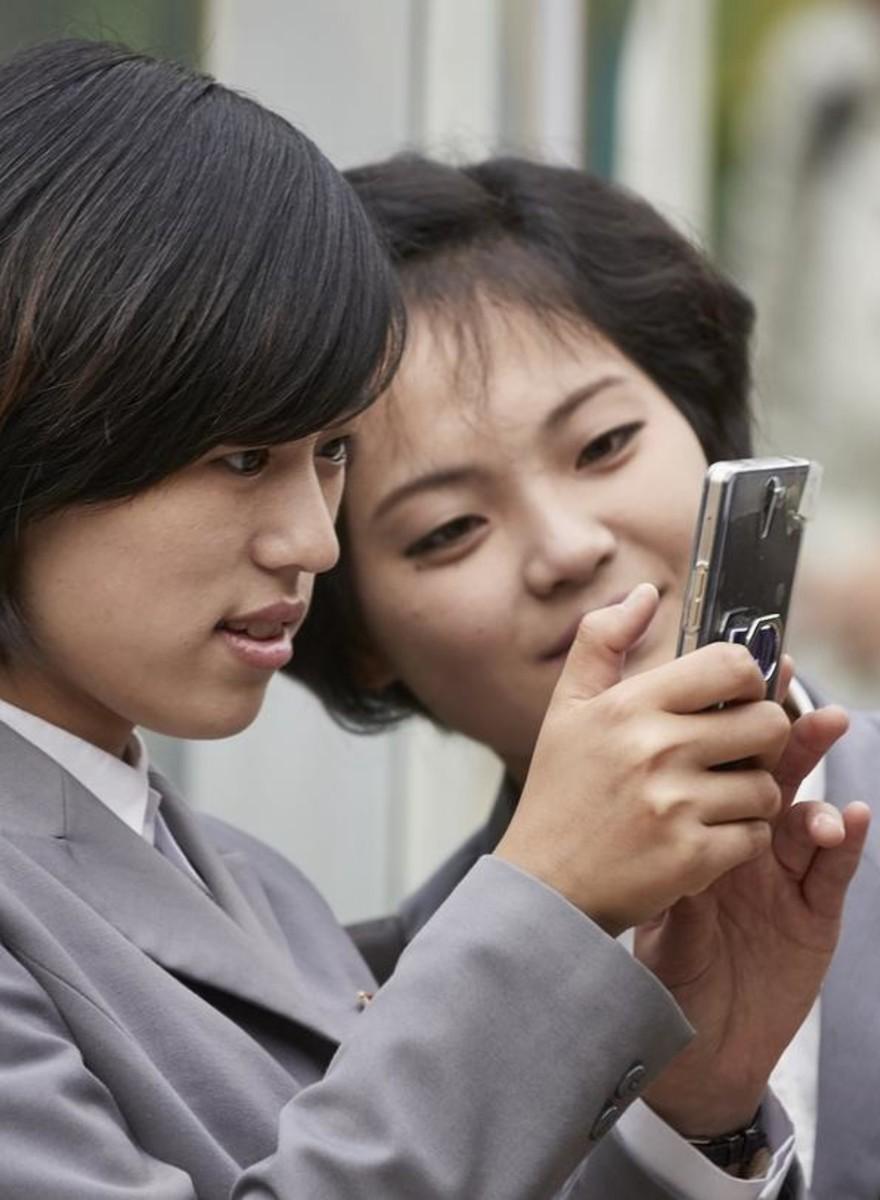 Queste foto mostrano come vive l'élite della Corea del Nord
