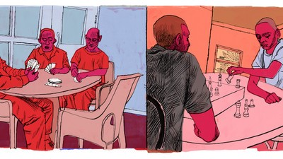 Why the Friendships You Make in Prison Should Stay Behind Bars
