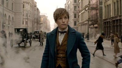 'Fantastic Beasts' Is Basically a '20s Version of Pokémon GO