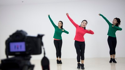 China's 'Tinder for Dancing Grannies' Is Sparking a Dance Revolution