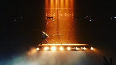Kanye West Calls Out Jay-Z, Beyoncé, Hillary Clinton; Walks Off Stage After 30 Minutes