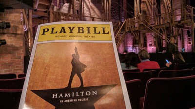 A Trump Supporter Shouted 'We Won, Get Over It' at a 'Hamilton' Performance