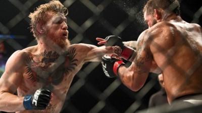 De UFC-heerschappij van Conor McGregor in foto's