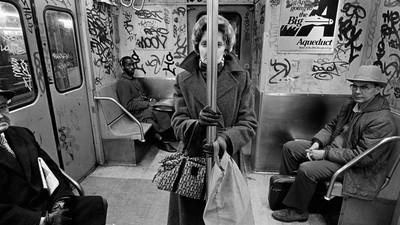 Der Bildband 'The Eyes of the City' zeigt New York im Wandel der Zeit