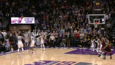 Did the Raptors Get Screwed on Overturned Game-Tying 3-Pointer Against Sacramento?