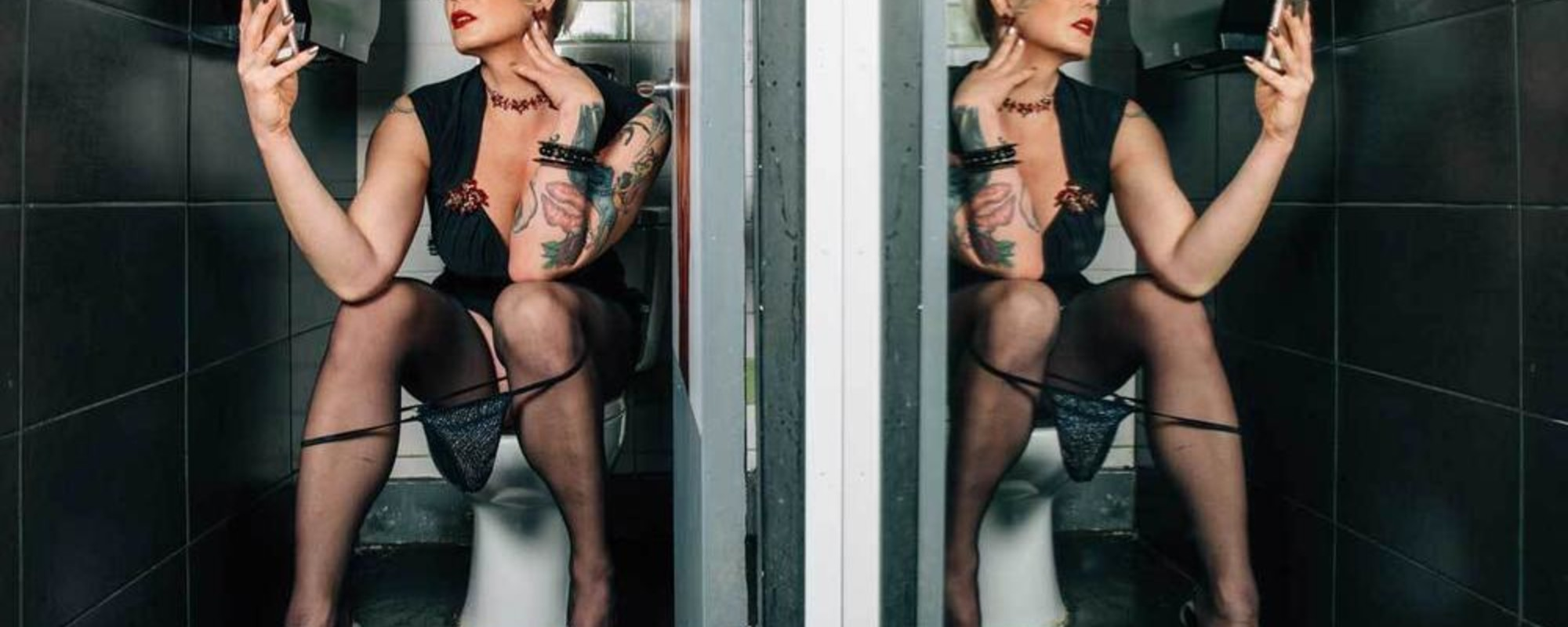 Diese Fotos zeigen, was Trans-Menschen bei jedem Toilettengang erleben