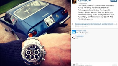 It's Surprisingly Easy to Fake Being a Rich Kid of Instagram
