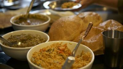 Mâncare indiană ca-n familie