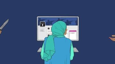 Cómo evitar que las niñas se unan a Estado Islámico