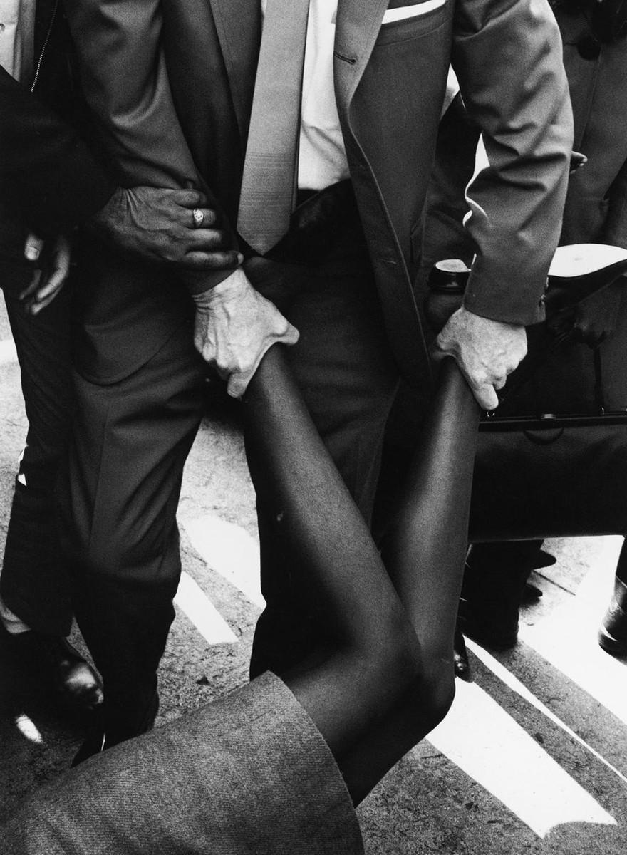 Fotos raras do ativismo negro norte-americano nos anos 60