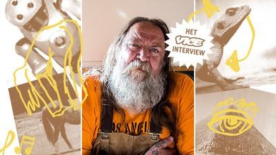 Henk Schiffmacher vertelt over zijn liefde voor klederdracht en zijn tijd in de cel