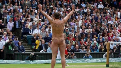 Lessons in the Art of Naked Field Invasions from the World's Most Prolific Streaker