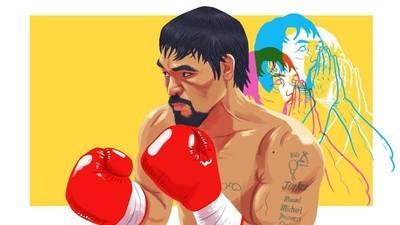 Manny Pacquiao, el ídolo filipino de las dos caras