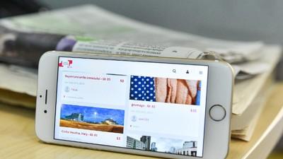 Cum să scoți bani din clipurile făcute cu telefonul, printr-o aplicație lansată în România
