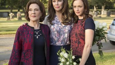 'Gilmore Girls' é uma série sobre como é difícil ser mulher, avó, mãe e filha