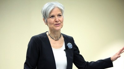 Jill Stein Is Raising Money for an Election Recount in Swing States