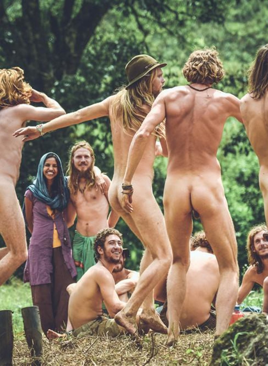 Love, Bums and Drum Circles: Postcards from a Modern-Day Hippy Paradise