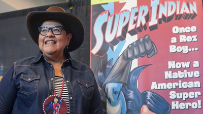 Native Superheroes Battle Old Stereotypes at the First Ever Indigenous Comic Con