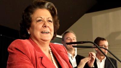 Una serie de teorías descabelladas sobre la muerte de Rita Barberá