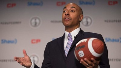 We Spoke to CFL Commissioner Jeffrey Orridge About the State of the League